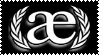 Encyclopedia Dramatica - black stamp (MIRROR) by TofuTefuTofy
