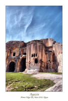 Ayazin Rock Church by thespis1