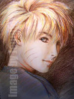 Portrait of Naruto by netang4da1iluv