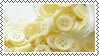 Yellow buttons | stamp by Astronaut-Bixy