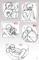 Illustrating Sex Scenes by Musashden