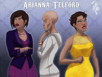 Arianna Telford by Musashden