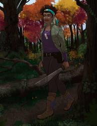 Strollin' by Musashden