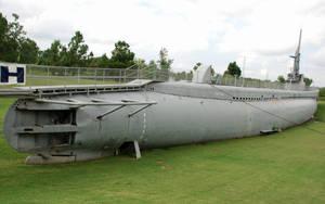 USS Batfish-Starboard Side by DocMallard