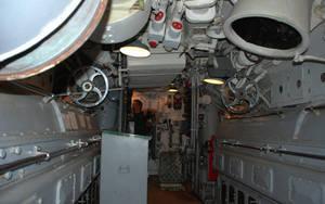 Forward Engine Room by DocMallard