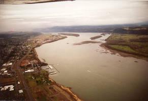 Columbia River by DocMallard
