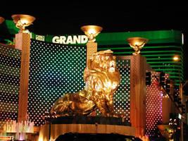 MGM Lion by DocMallard