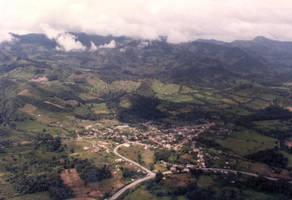 Honduran Town by DocMallard