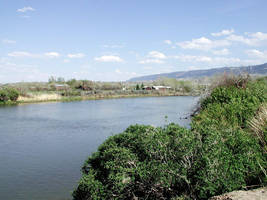 North Platte River by DocMallard