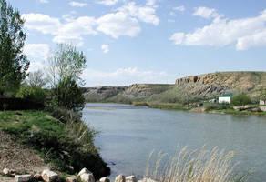 North Platte River 2 by DocMallard