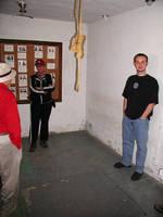 Wyoming gallows drop by DocMallard