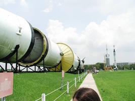 Saturn Five-5 by DocMallard