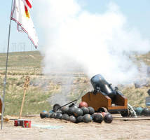 Cannon Shoot 2 by DocMallard