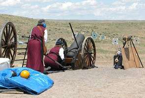 Cannon shoot 4 by DocMallard