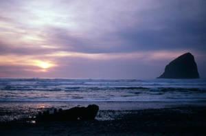 Oregon Coast by DocMallard