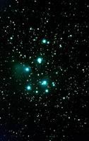 The Pleiades by DocMallard