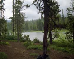 Claggett Lake by DocMallard