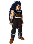 Raditz (Break Through the Limit) Tenkaichi Edit by I-Am-So-Original