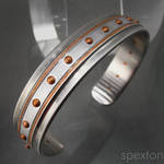 'SEEK' Cuff No. 2 by Spexton