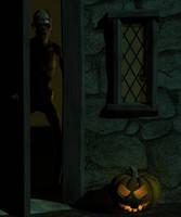 Happy Halloween by flashback37