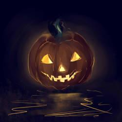 Halloween by Sildesalaten