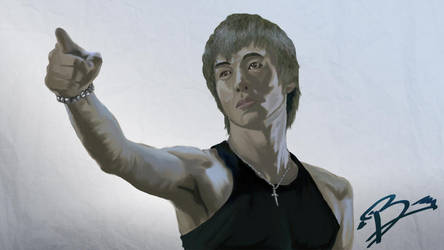 Eikichi Onizuka by wolsten13