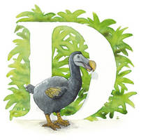 Lost Dodo by saraquarelle