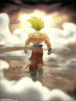 Legendary Saiyan by khayeceee