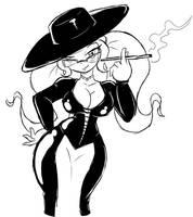 Lady Sugarcoat by danteshadow1