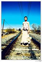 railroaded by blue by heartagram