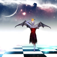 Star Walker - The Evil Goddess by volpy