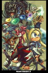.:Team Magic X:. by E09ETM