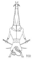 Kaku hybrid form by Mortdres