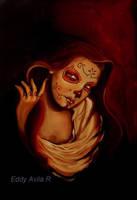 Santa Muerte 2 by eddy-avila-r