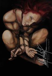 Lady Bondage by eddy-avila-r