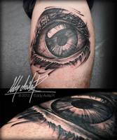 Tattoo Eye by eddy-avila-r