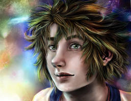 Kai- Realistic-ish by 7AirGoddess3