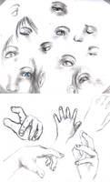 (OLD) Hand + Eye Practice by 7AirGoddess3