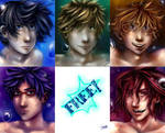 Free~! portraits by 7AirGoddess3