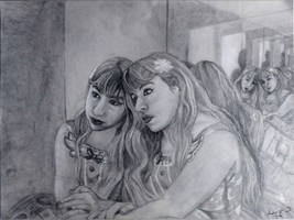 Mirrors (WIP?) by 7AirGoddess3