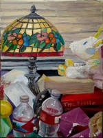 Clutter - still life by 7AirGoddess3