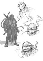 Leonardo Sketchpage by Teratophile