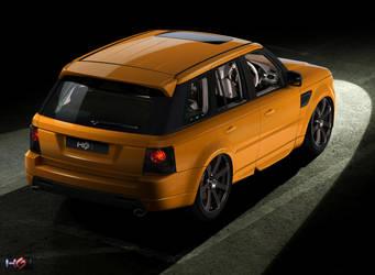 Range rover Sport All stars 2012 by hugosilva