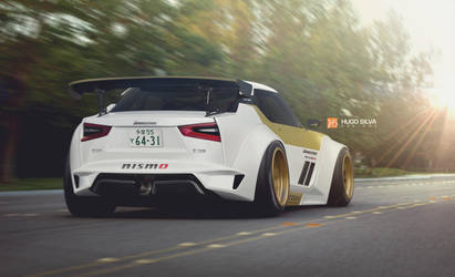Nissan IDX Time attack by hugosilva