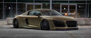 Audi R8 V10 by hugosilva