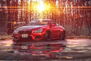 BMW M6 by hugosilva