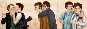 Jack n' Doctor by Mad-Hattie