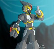 Shadow Armor X by Essai
