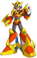 MMX:C Phoenix Armor by Essai
