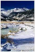 Western Winter Serenity by kkart